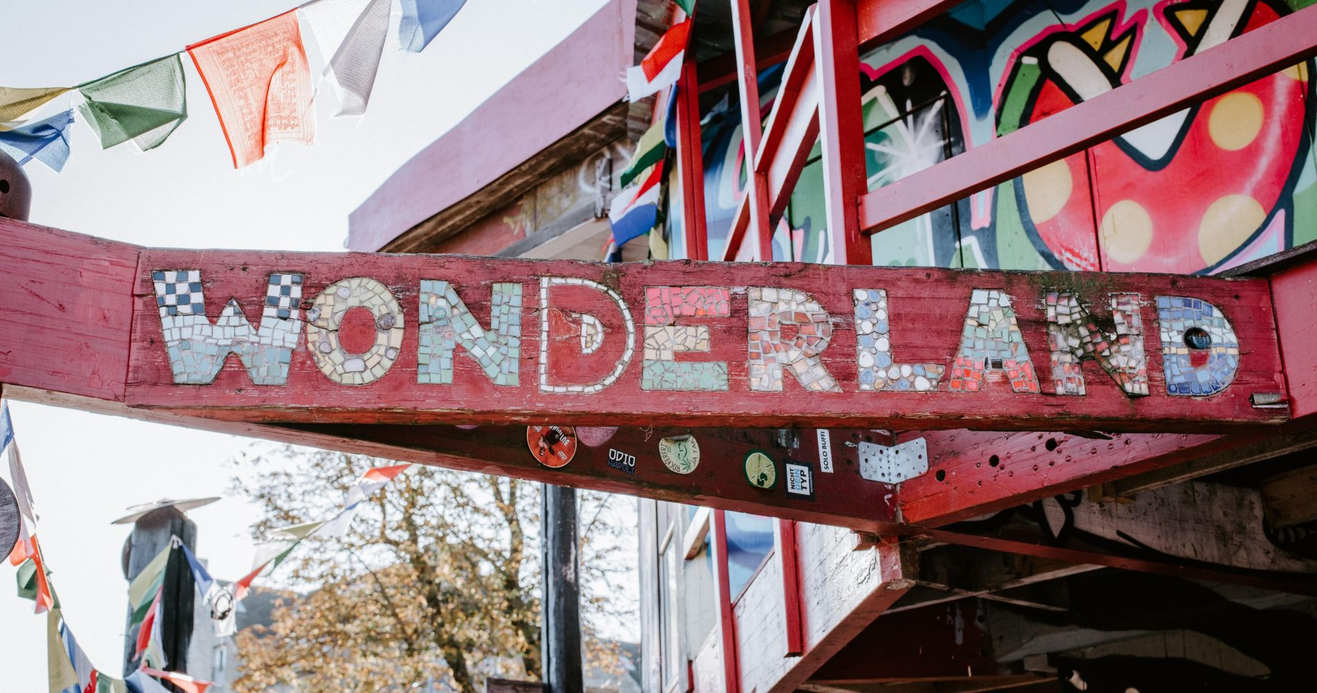 Visit the Free Town of Christiania in Copenhagen