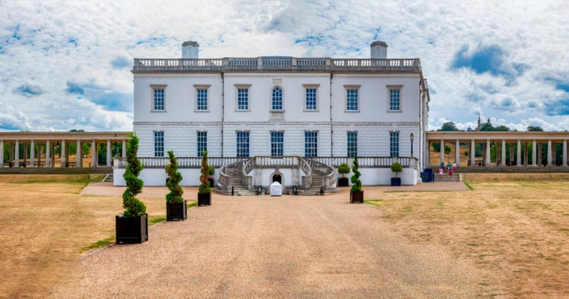 Visit the Queen's House Greenwich