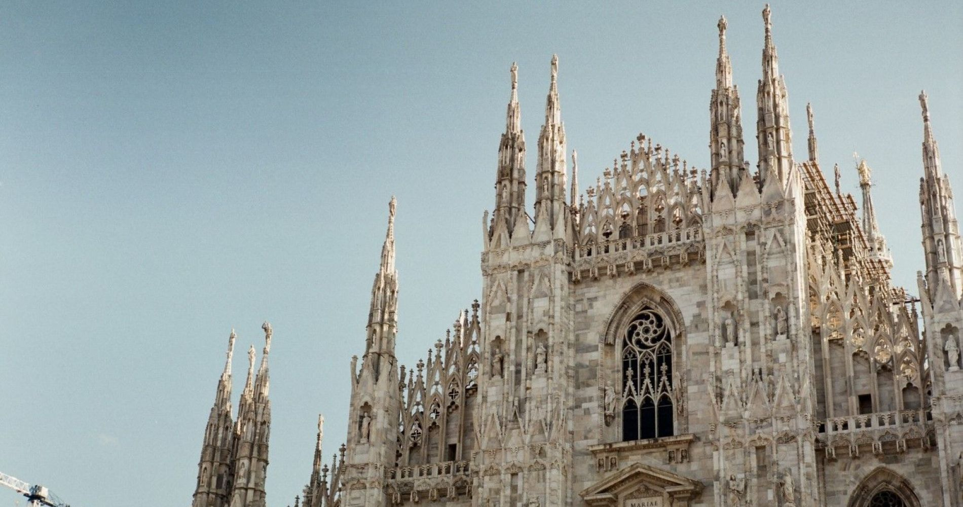 Explore the Milan Cathedral form inside