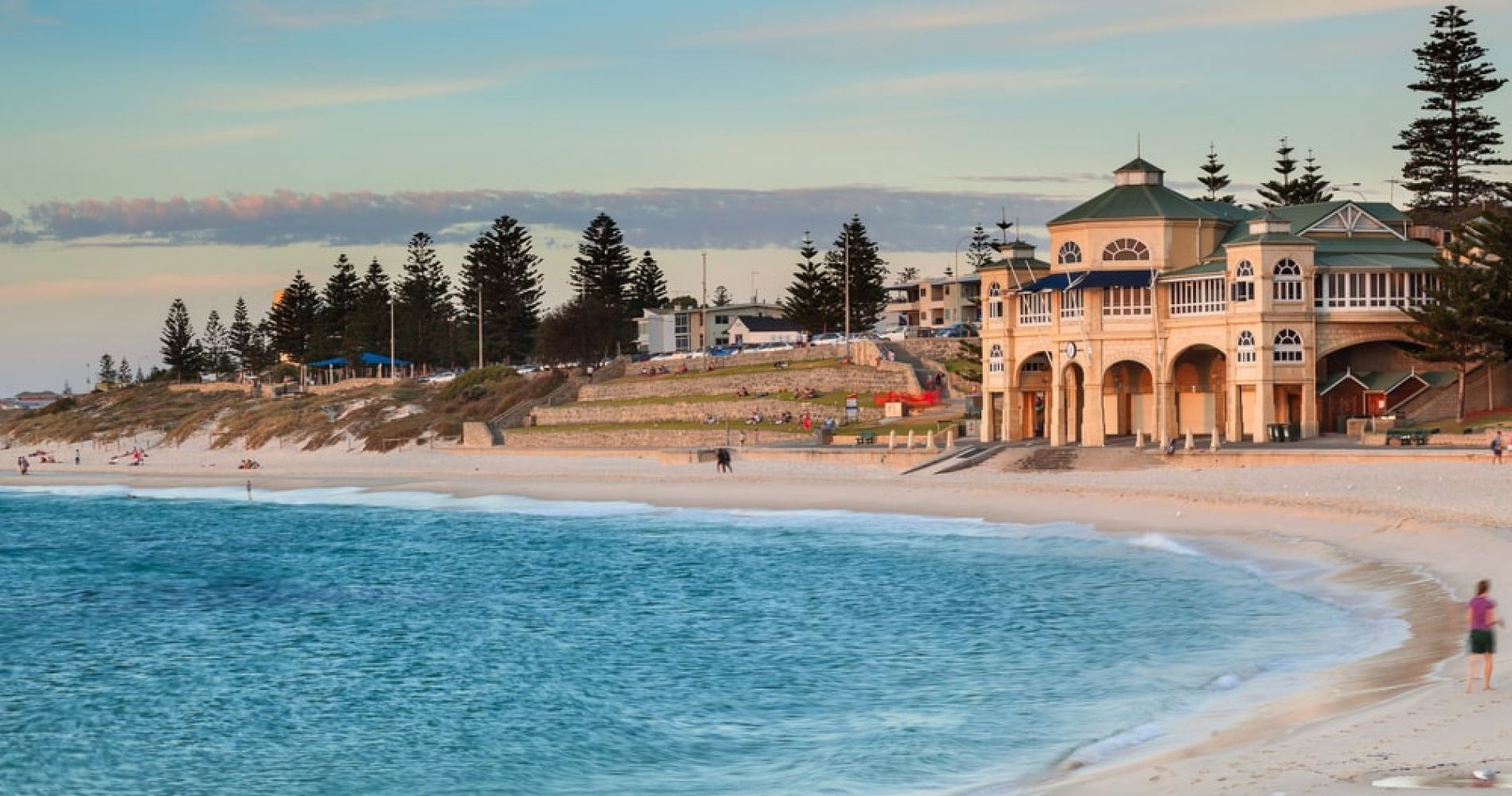Hit Perth's beautiful Cottesloe Beach