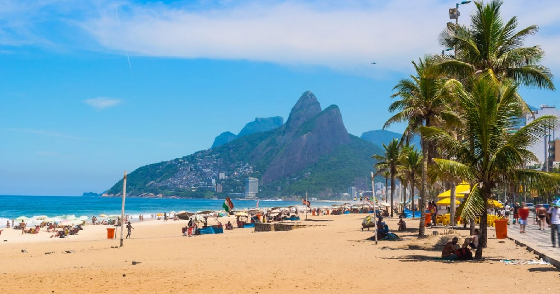 Have a Beach Day in Rio