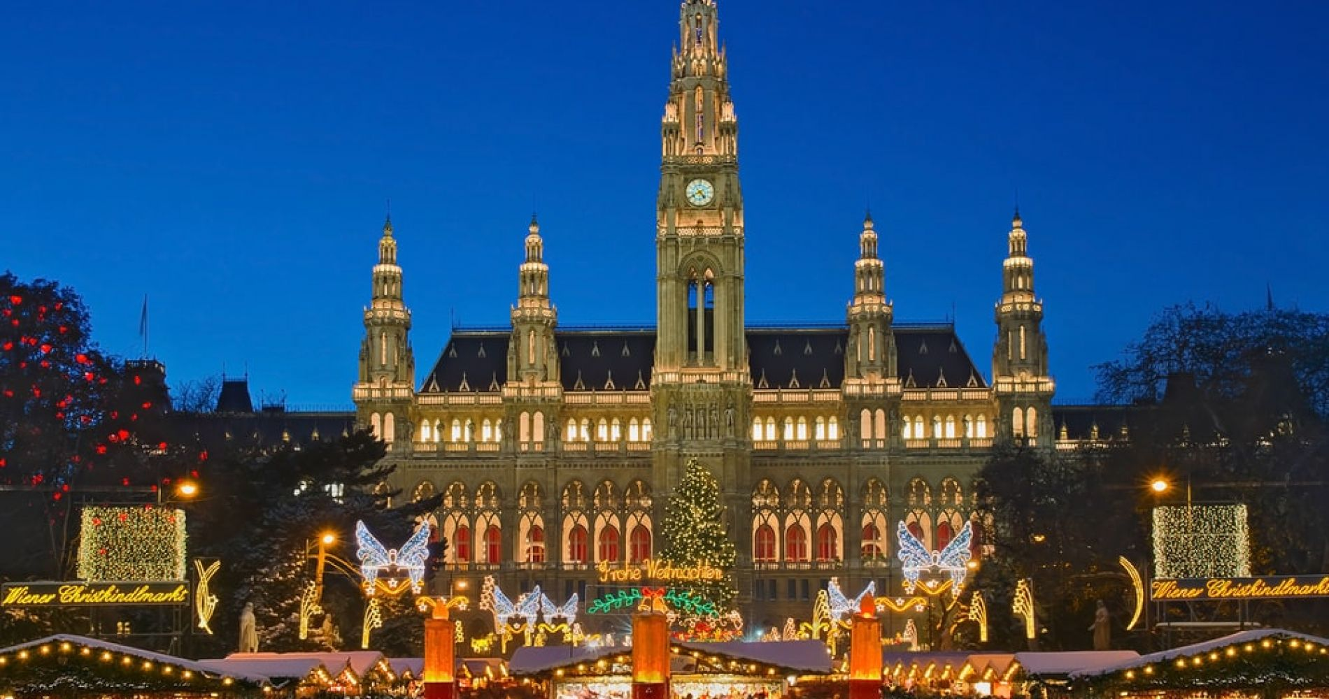 Explore the most popular Christmas markets in Vienna