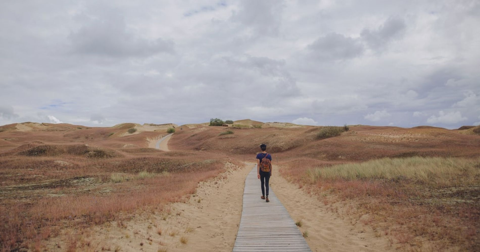Explore the Spectacular Grey Dunes in Lithuania