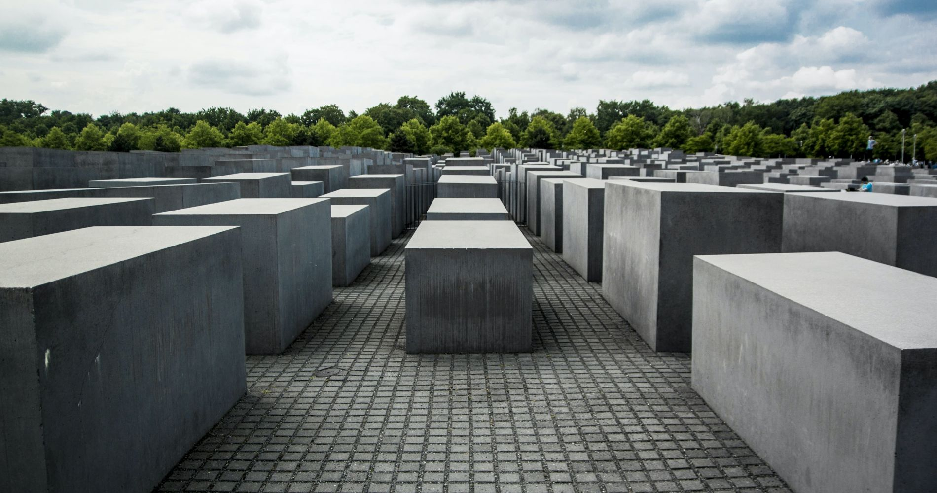 Visit the Memorial to the Murdered Jews of Europe