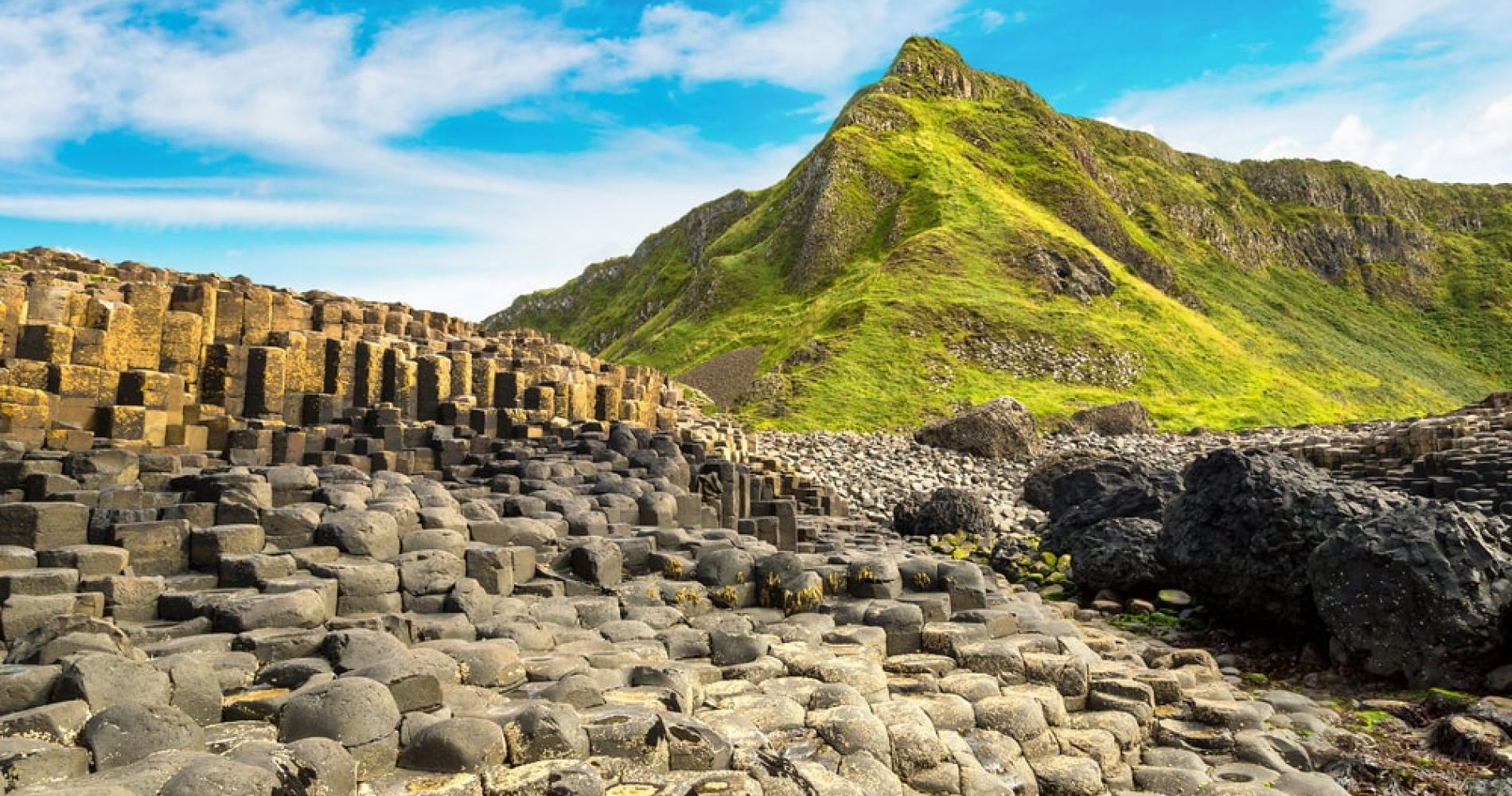 Visit Giant's Causeway in Northern Ireland