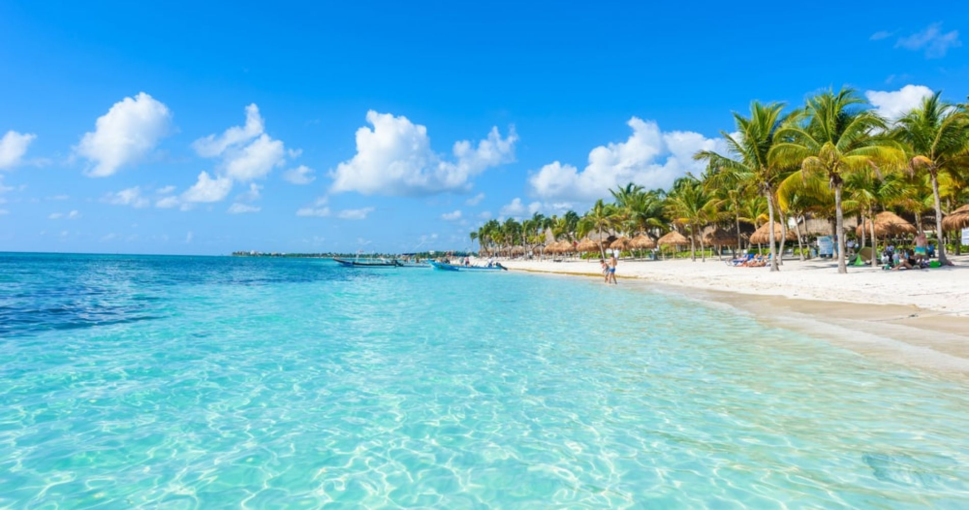 Visit the Famous Mexican Beaches while in Cancun