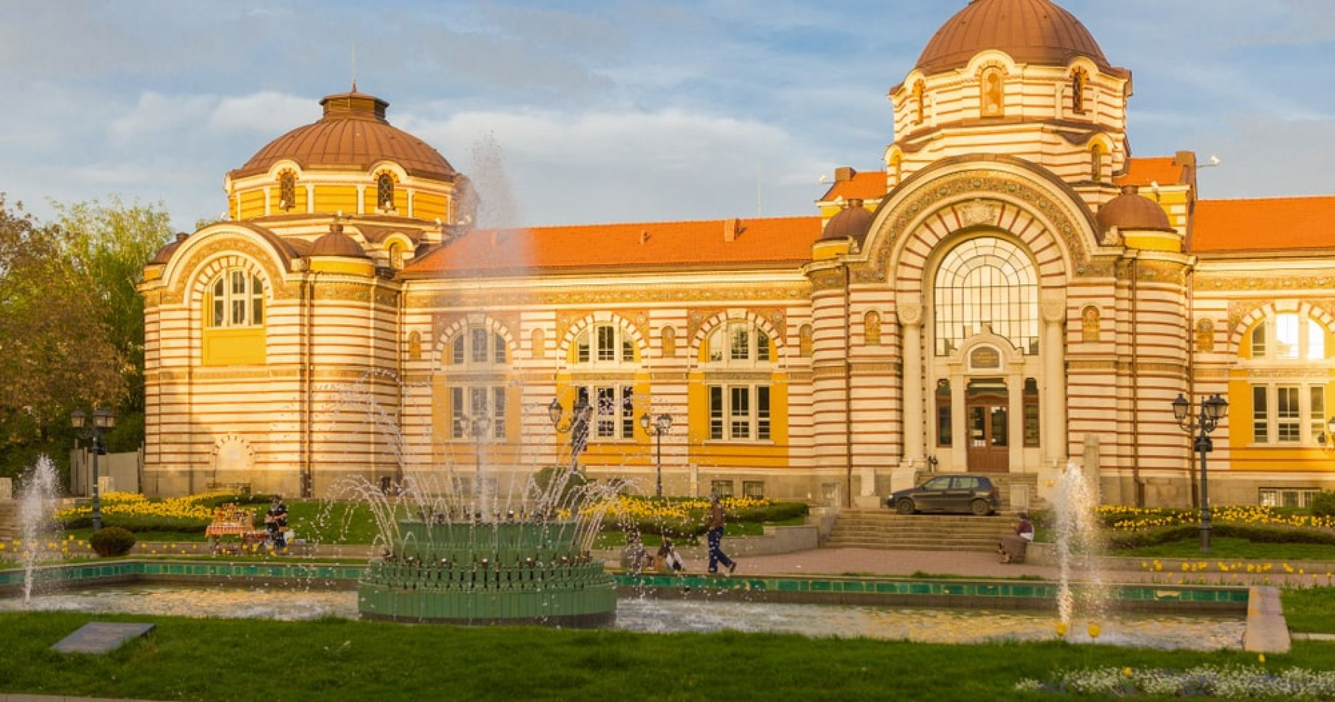 Visit National Museums in Sofia