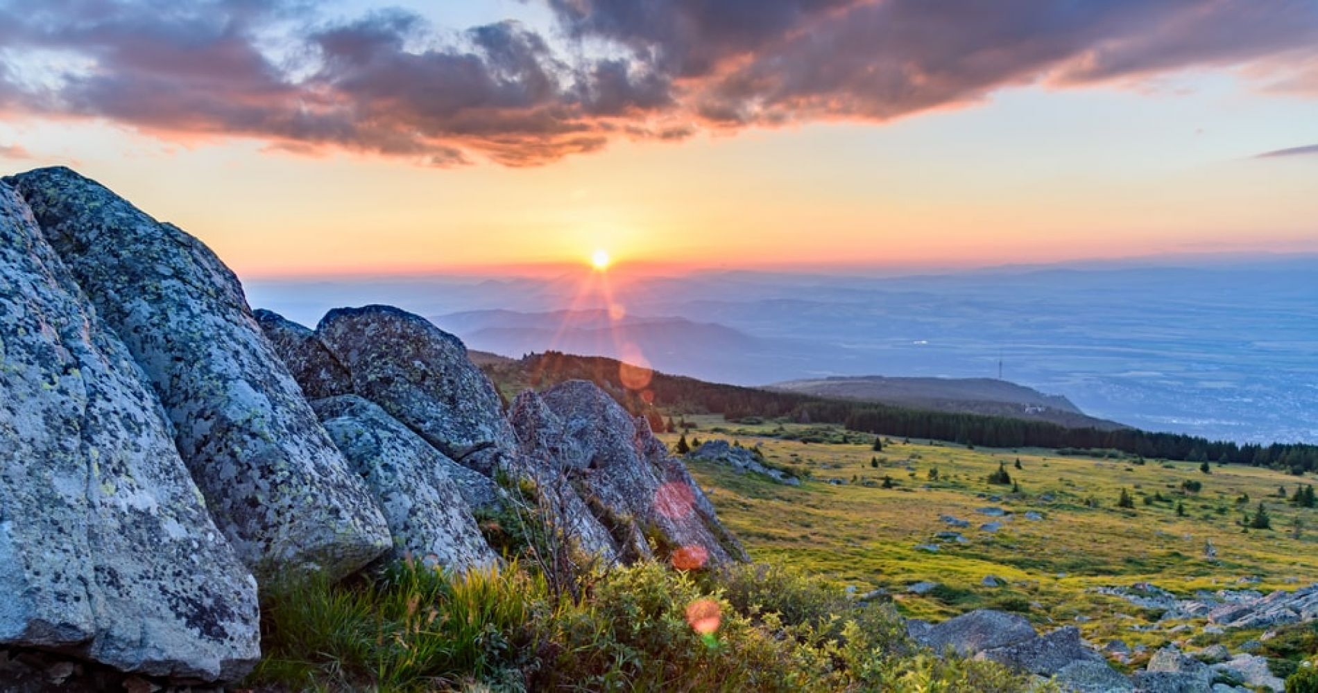 Hike Vitosha Mountain near Sofia