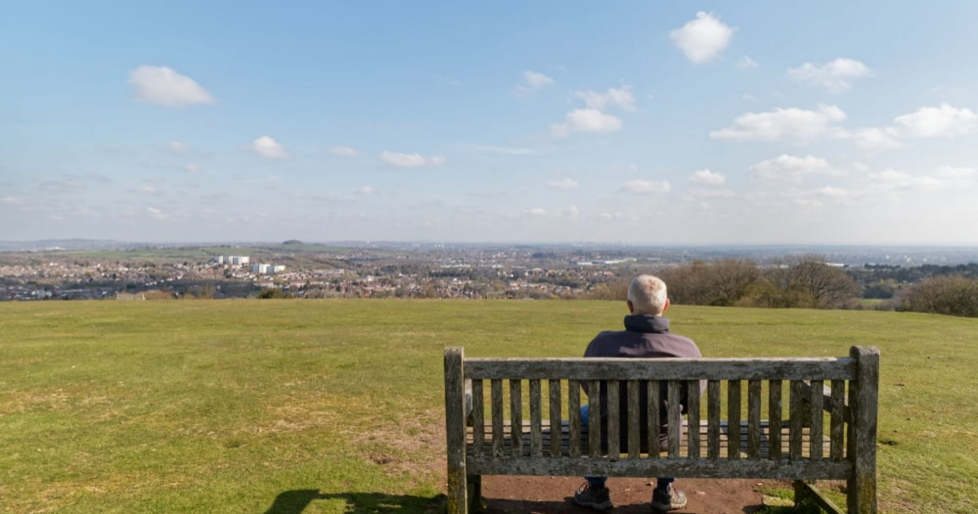 Enjoy the Views of the City from Lickey Hills in Birmingham