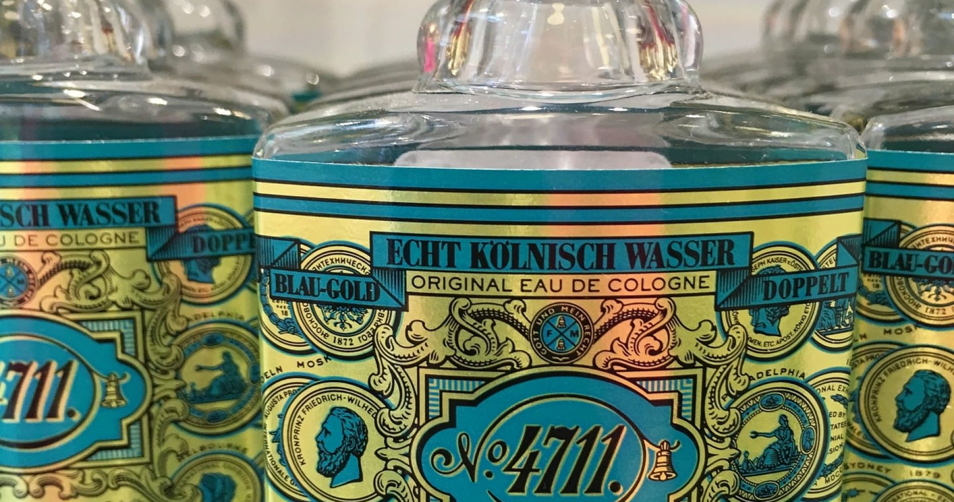 Smell Eau de Cologne in Germany