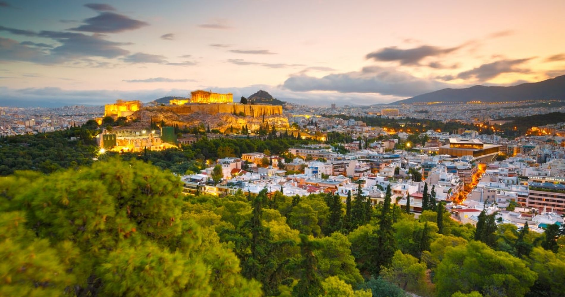 Enjoy Scenic Views from Filopappou Hill in Athens