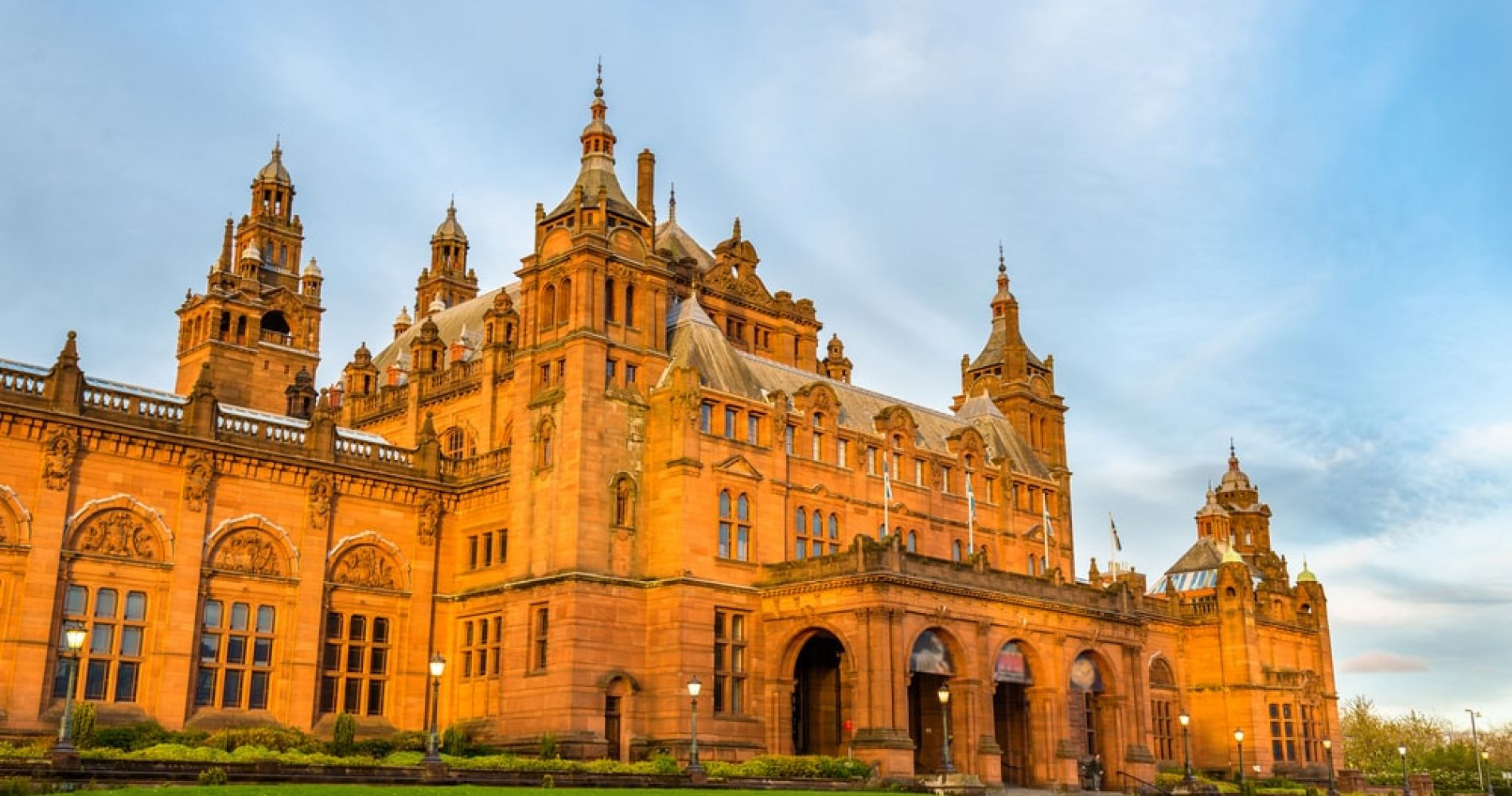 Explore Kelvingrove Art Gallery and Museum in Glasgow