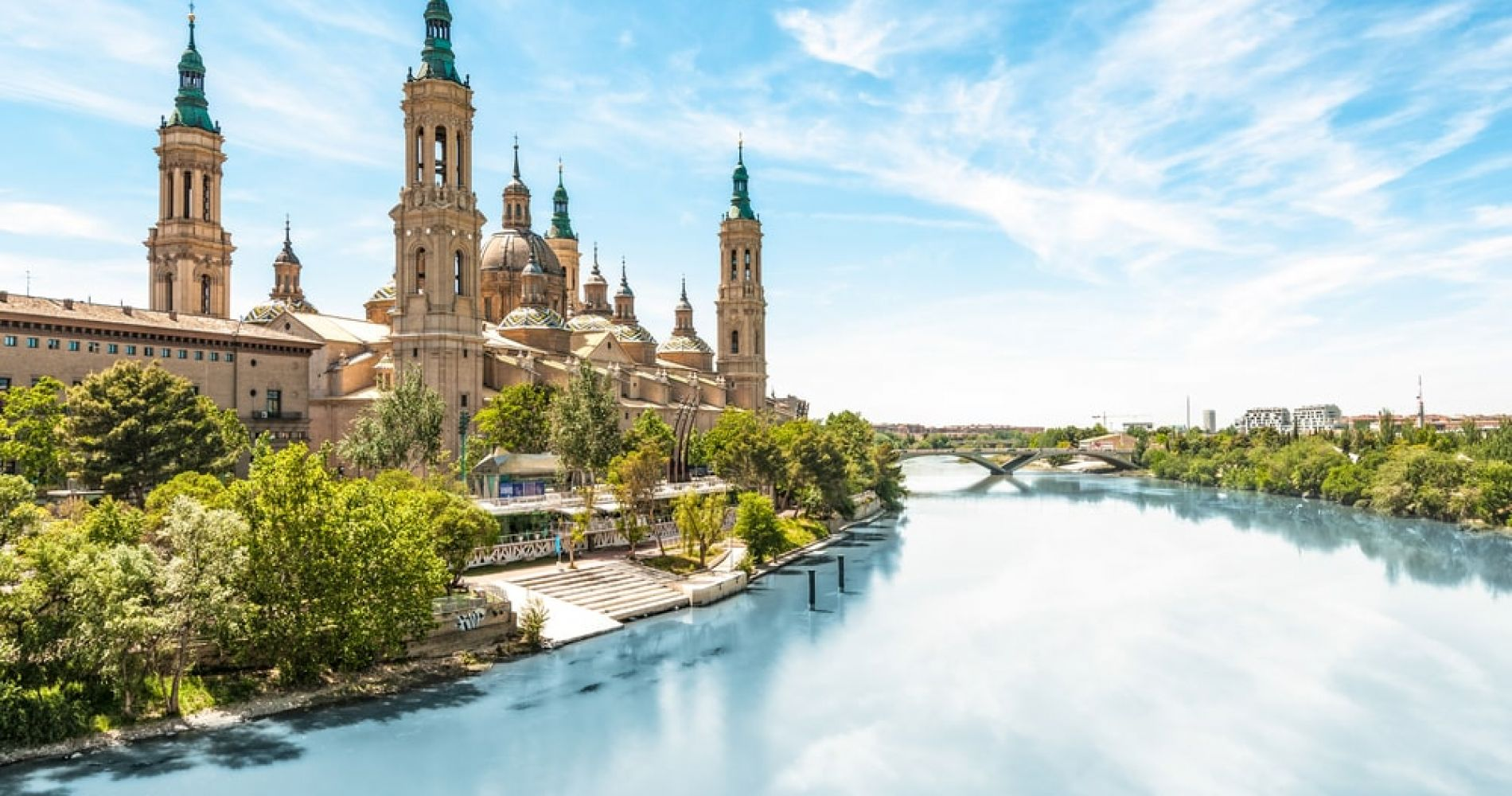 Visit Cathedral-Basilica of Our Lady of the Pillar in Zaragoza