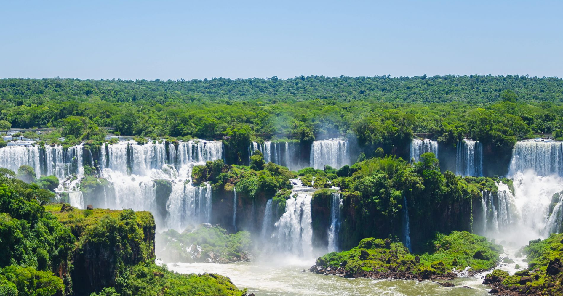 Helicopter Flight over Iguazu Falls for Two