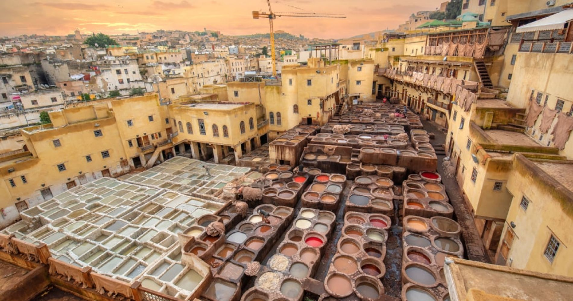 Visit the Oldest City in Morocco - Fez