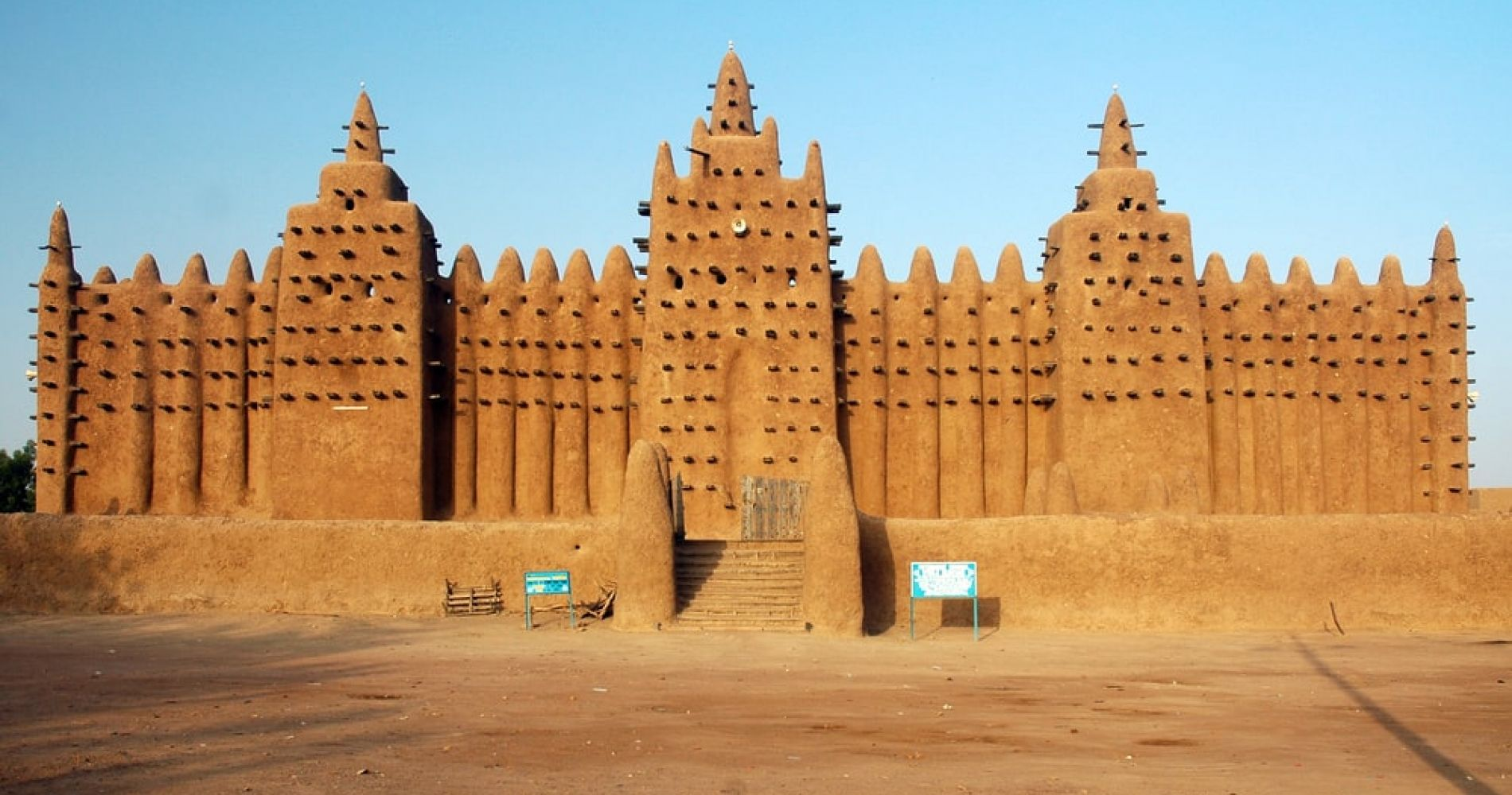 Visit the Ancient City of Djenne