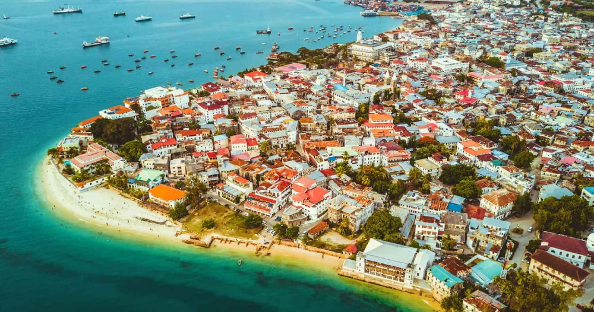 Wander through Zanzibar's Stone Town