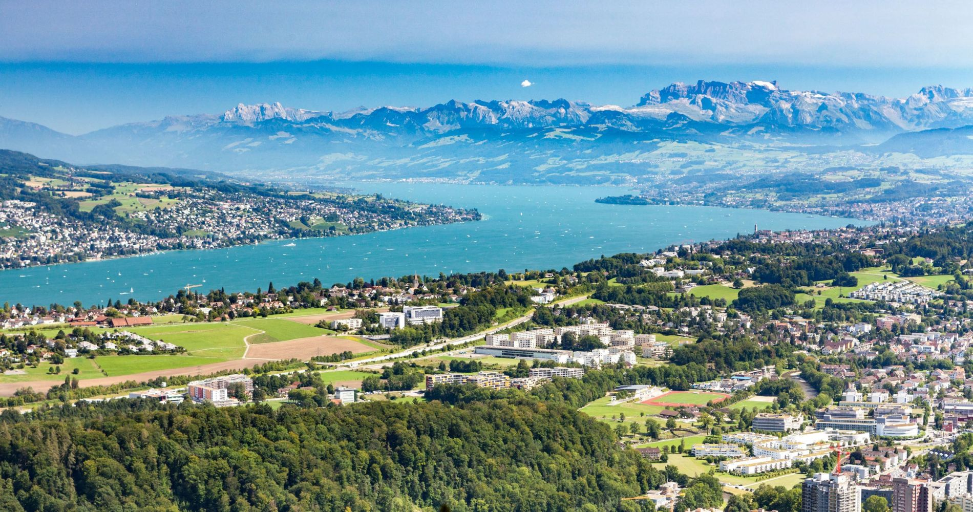 Gourmet Zurich Sightseeing Tour with Cheese Fondue