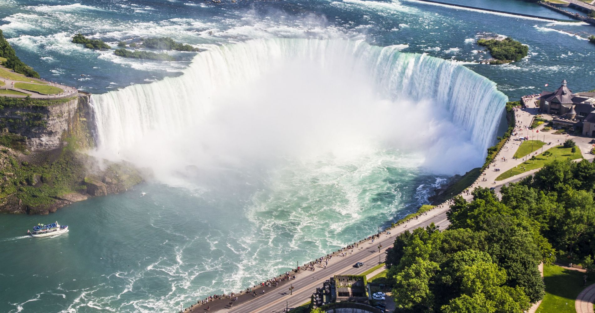 Niagara Falls Canadian & American Deluxe Day Tour