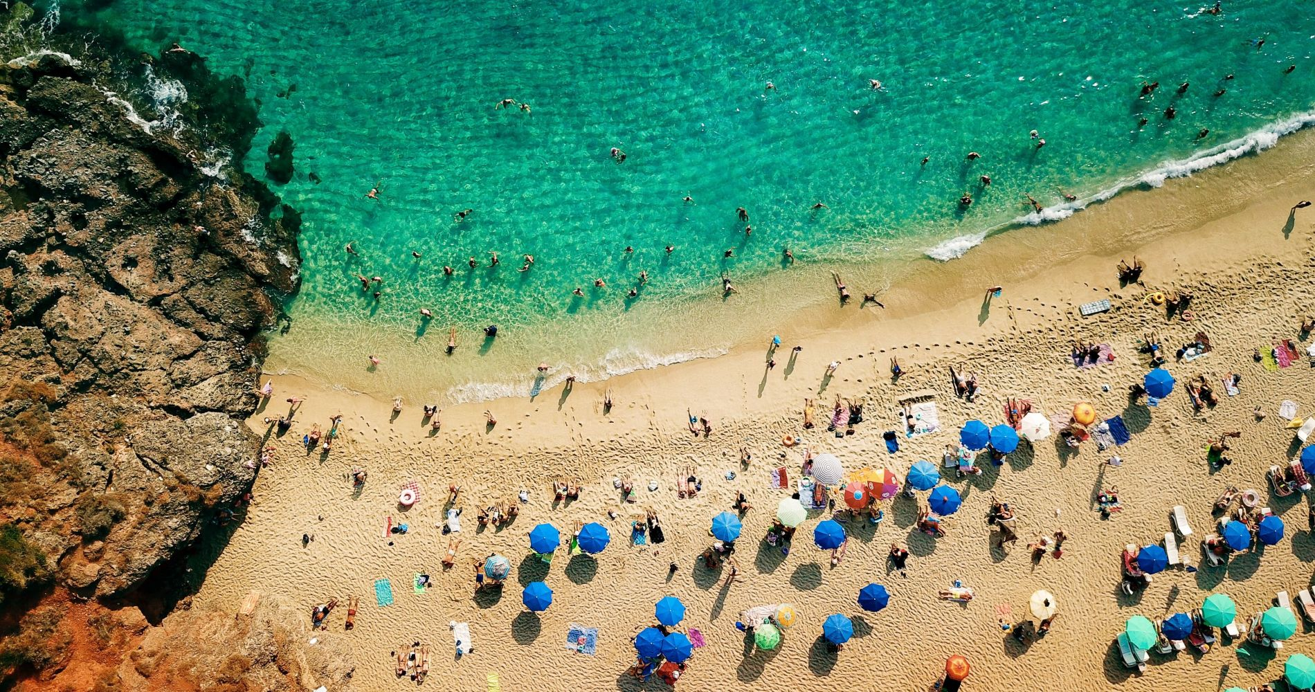 Spend a Day at Kleopatra Beach in Alanya