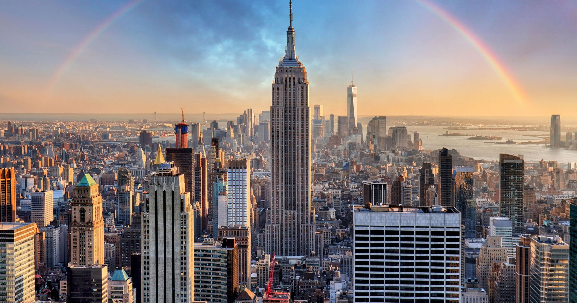 New York Main Attractions with Empire State Building ticket
