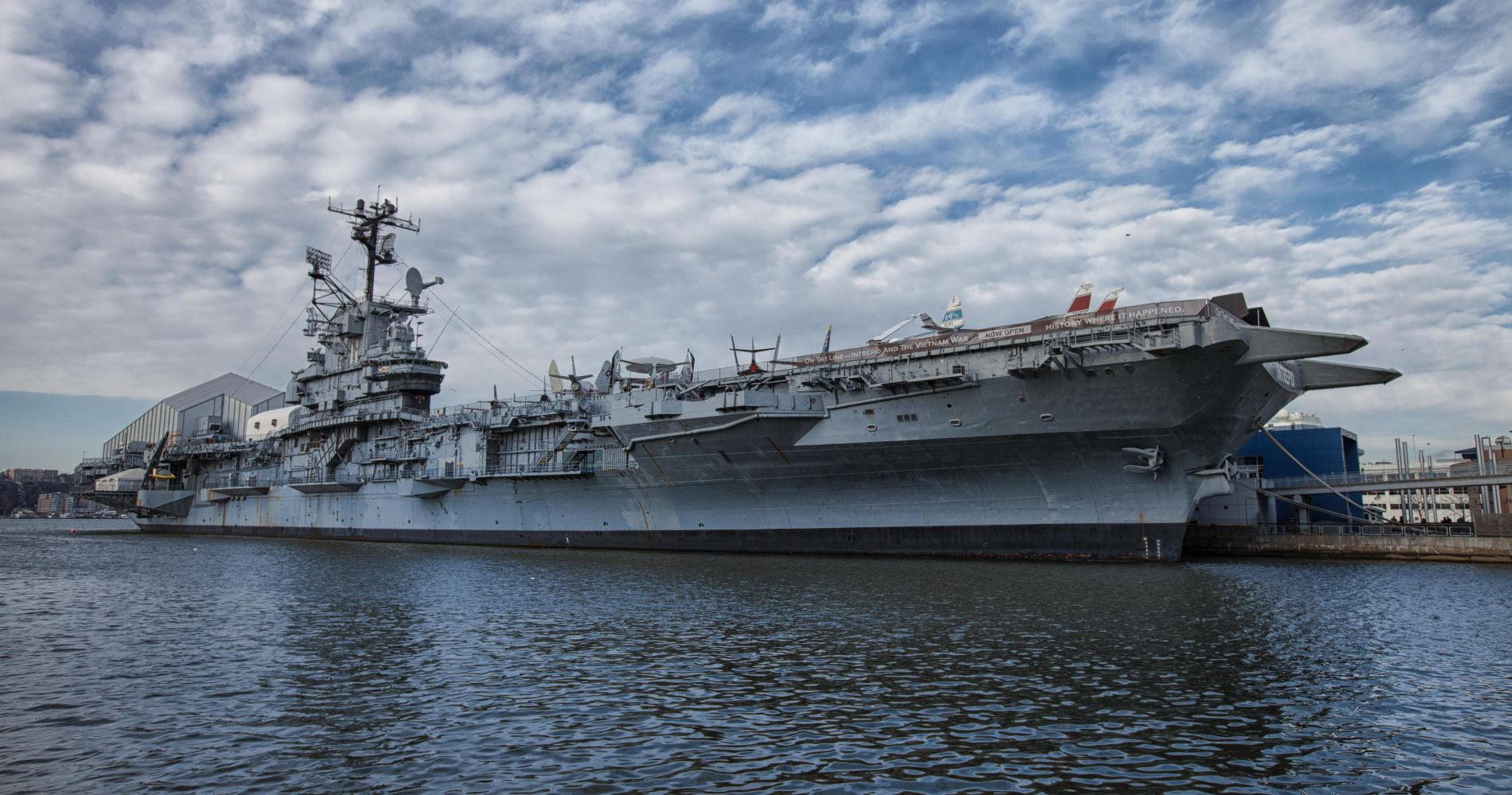 Best Museums of New York including Intrepid Sea, Air and Space Museum and Space Shuttle