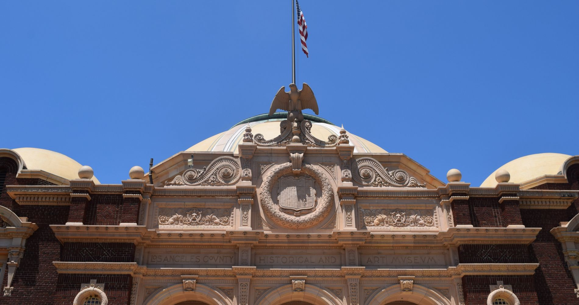 Natural History Museum and other attractions in LA