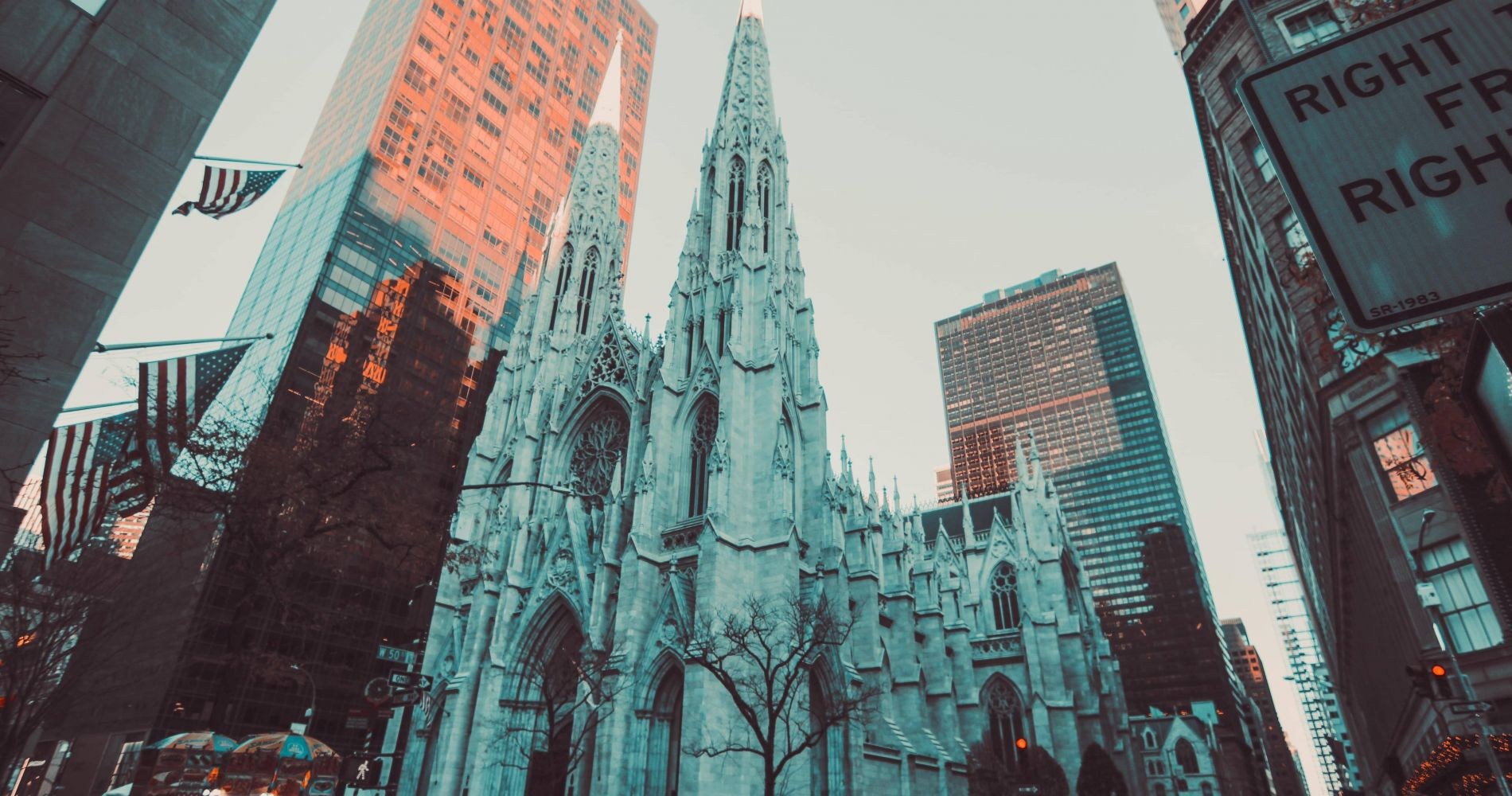 New York Main Attractions with St. Patrick's Cathedral Tour