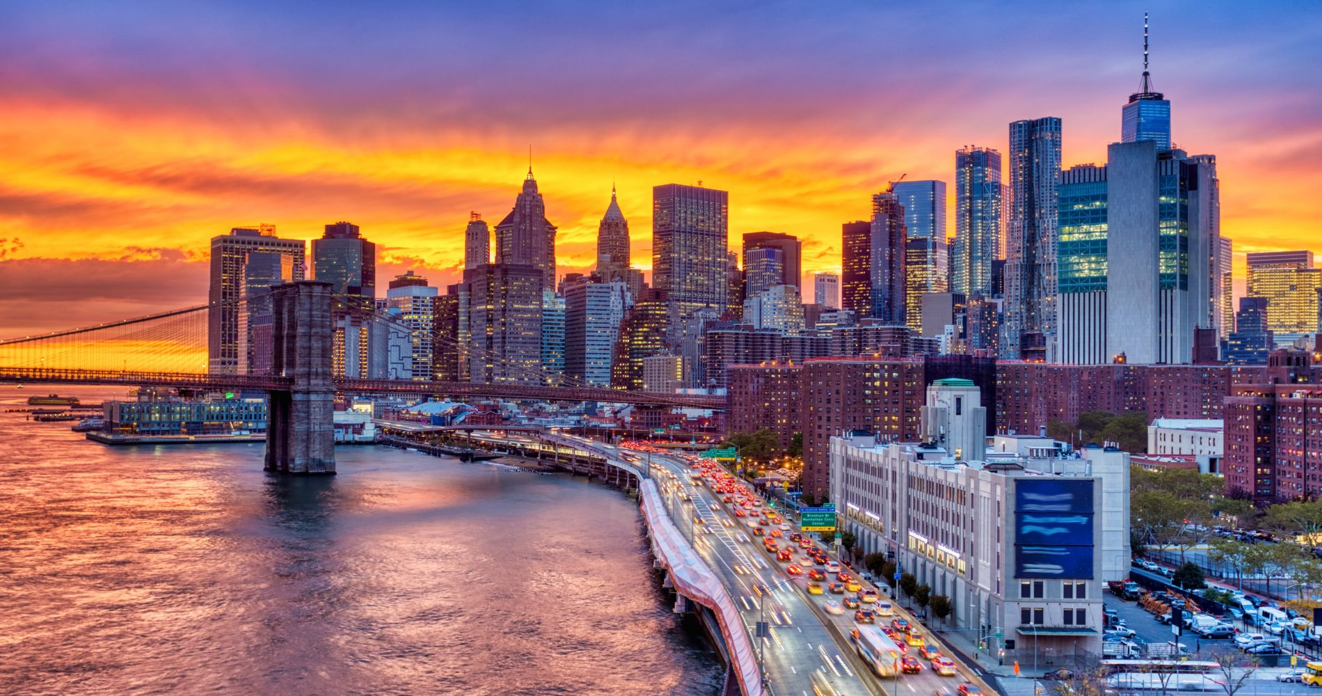 Madame Tussauds and other main attractions of New York