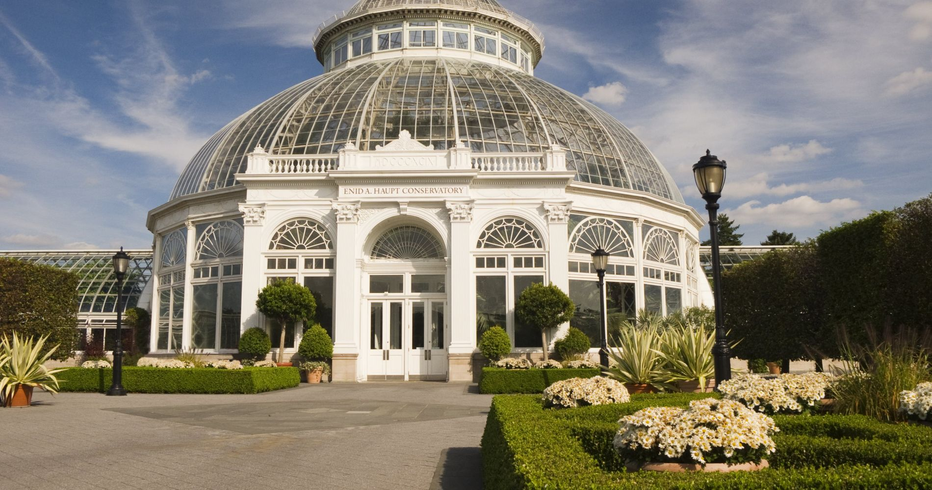 New York Main Attractions with The New York Botanical Garden