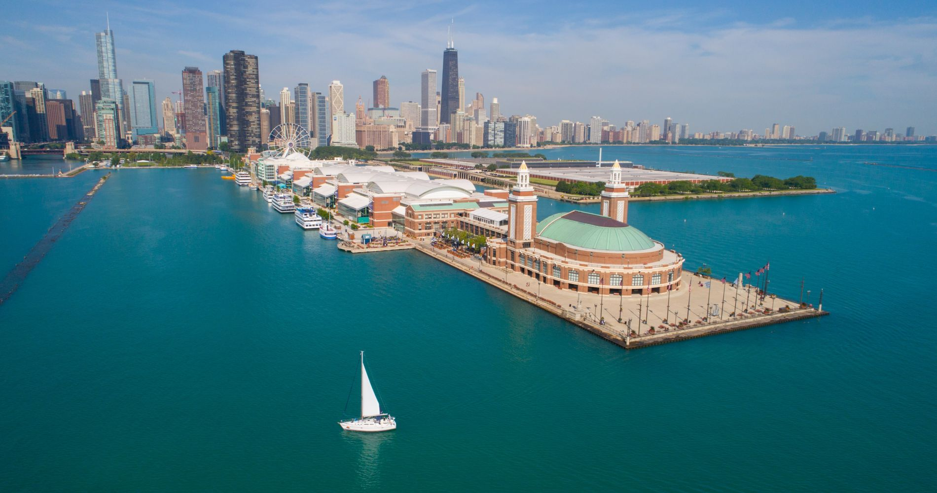 Navy Pier and other attractions of Chicago for Two