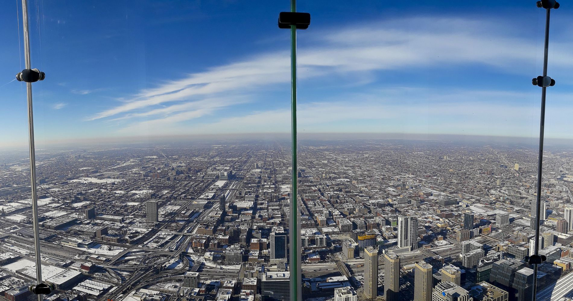 SkyDeck Chicago and other attractions of Chicago for Two