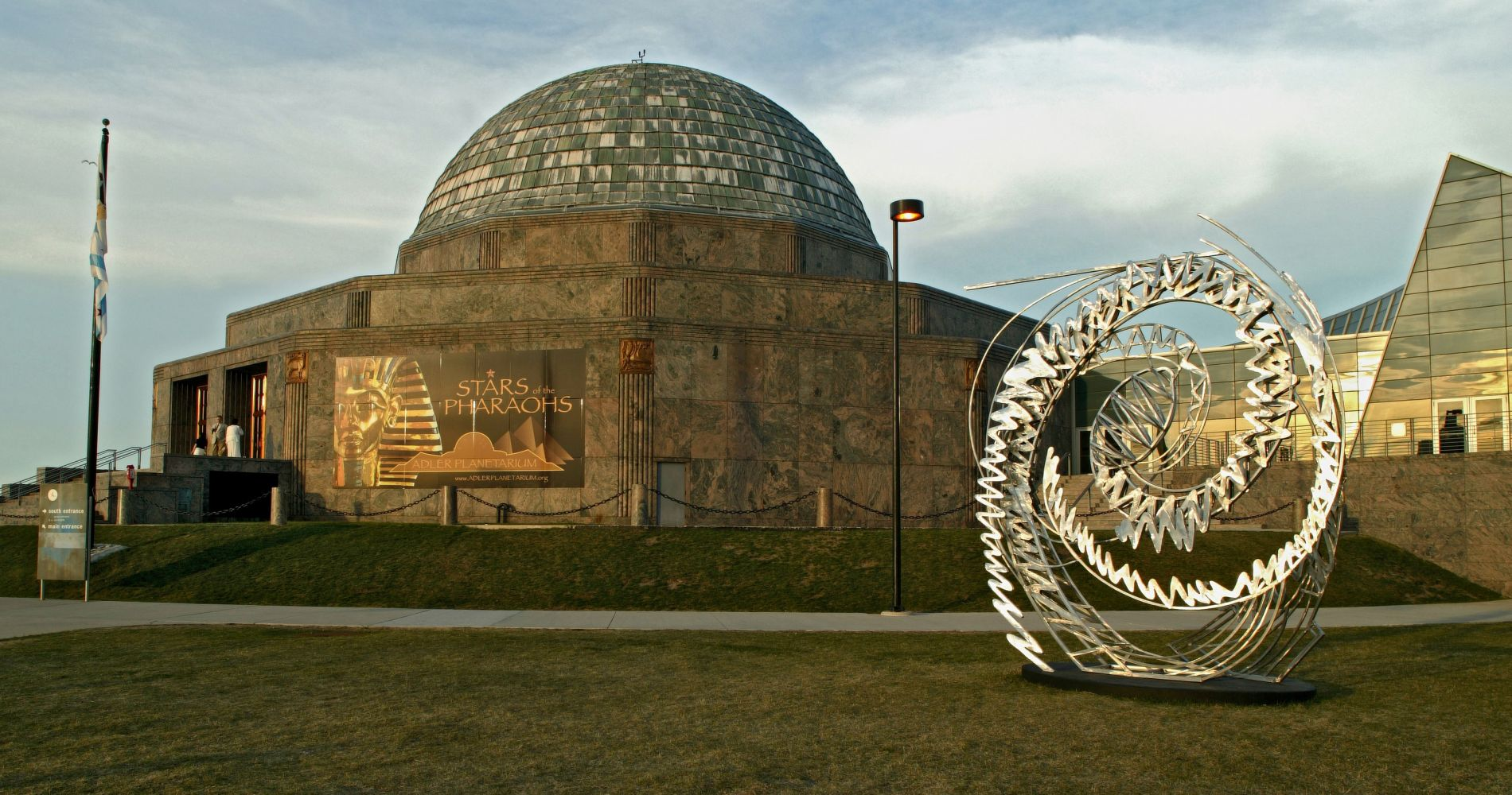 The Best Chicago including Adler Planetarium for Two