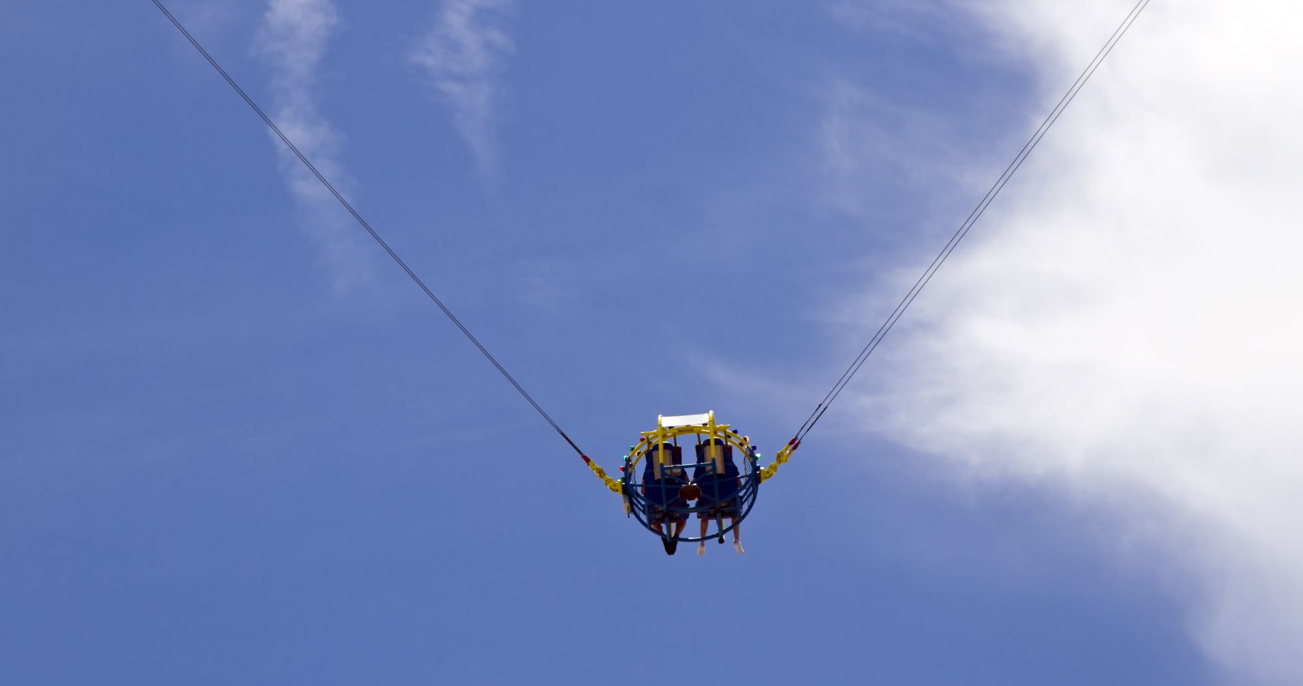 Visit SkyCoaster at Fun Spot America and other Attractions