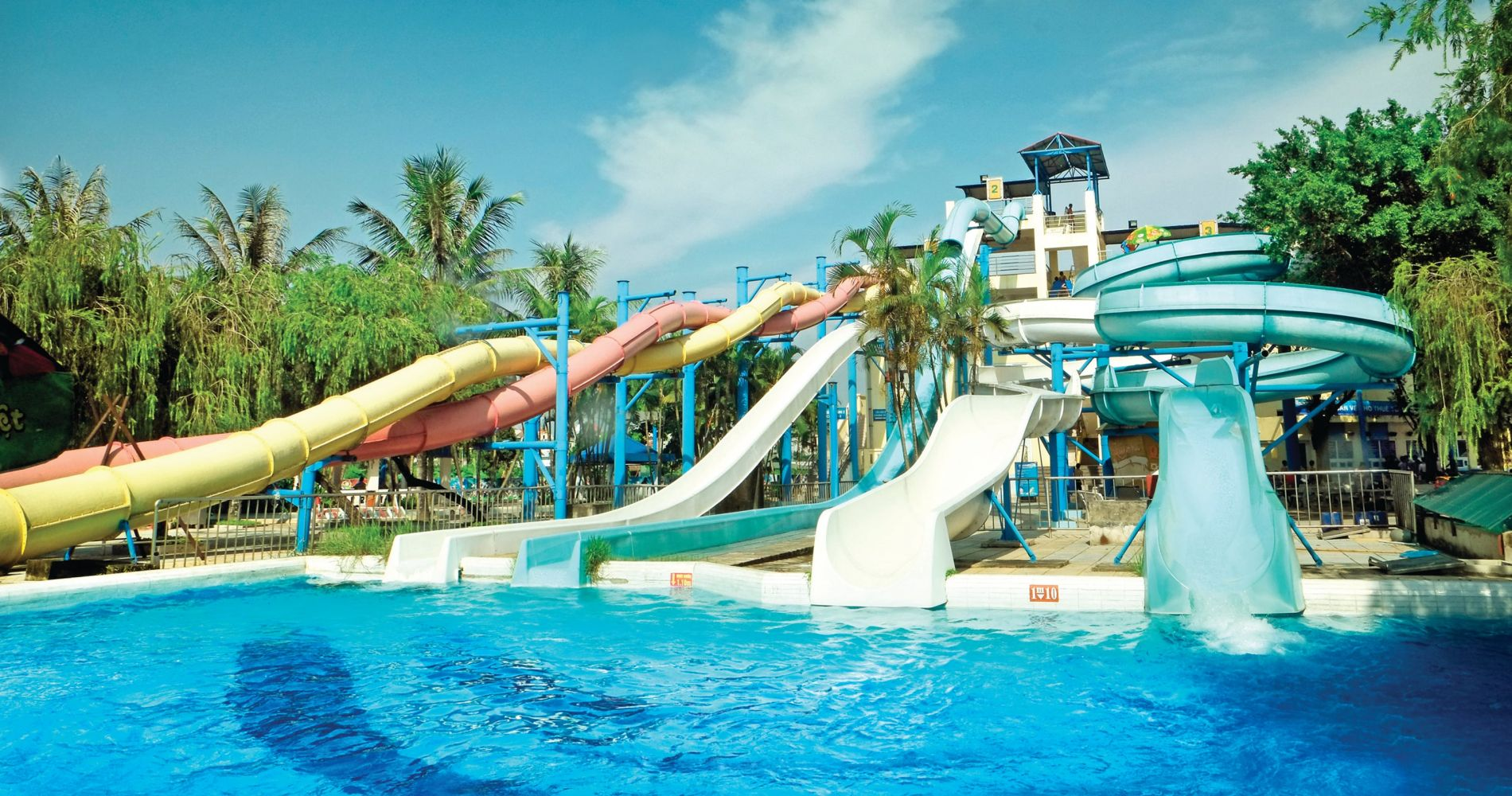 Visit CoCo Key Water Park and other Attractions