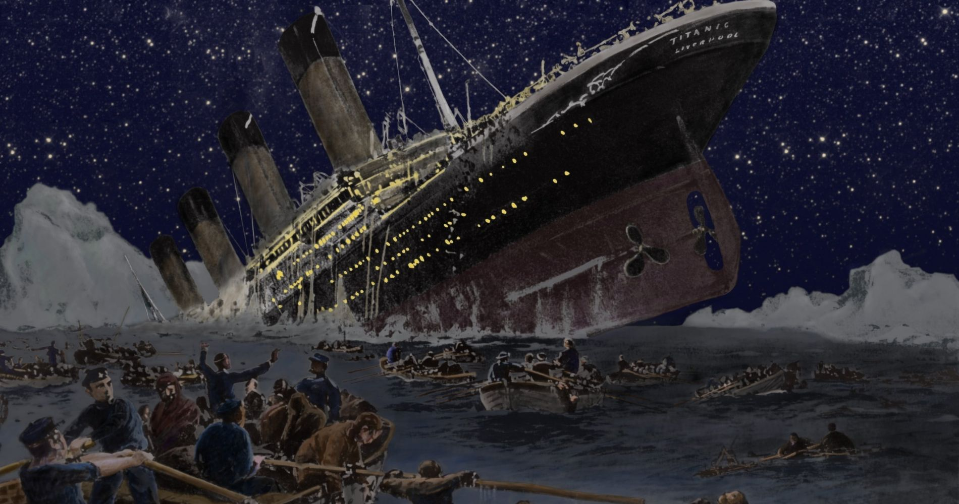 Best Exhibitions in Las Vegas including TITANIC: The Artifact