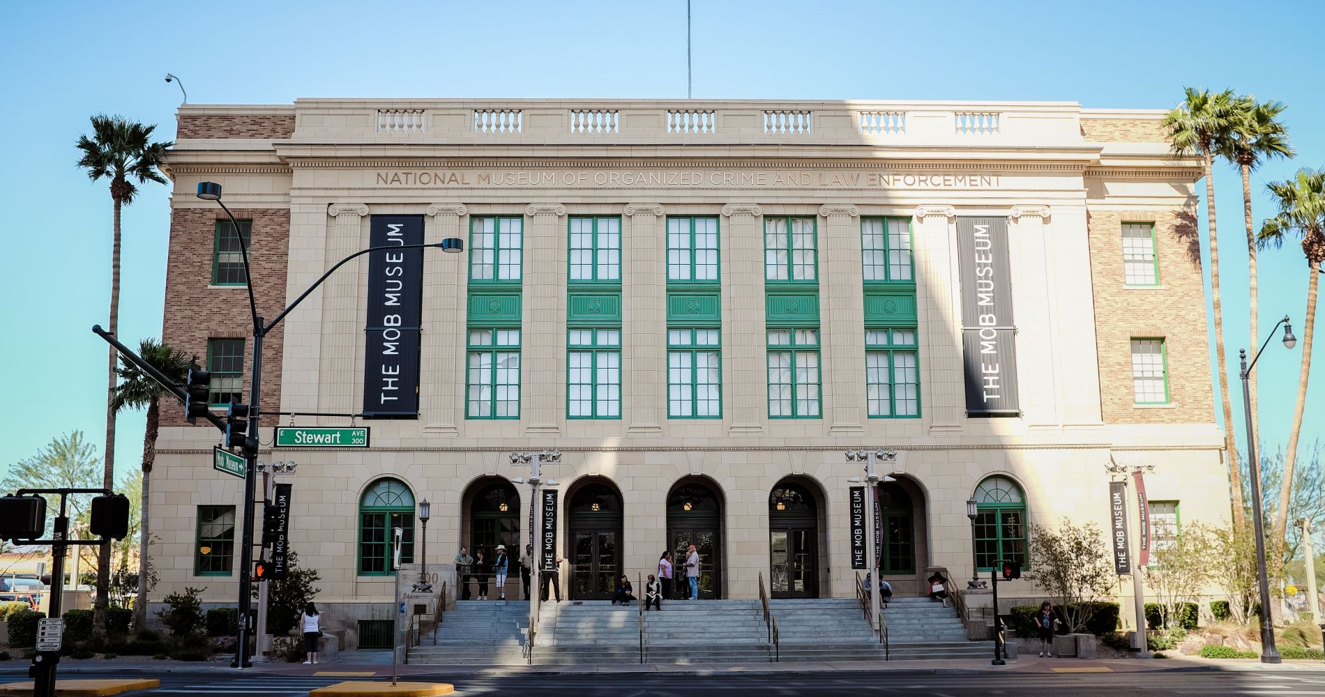 Visit the Mob and other museums of Las Vegas