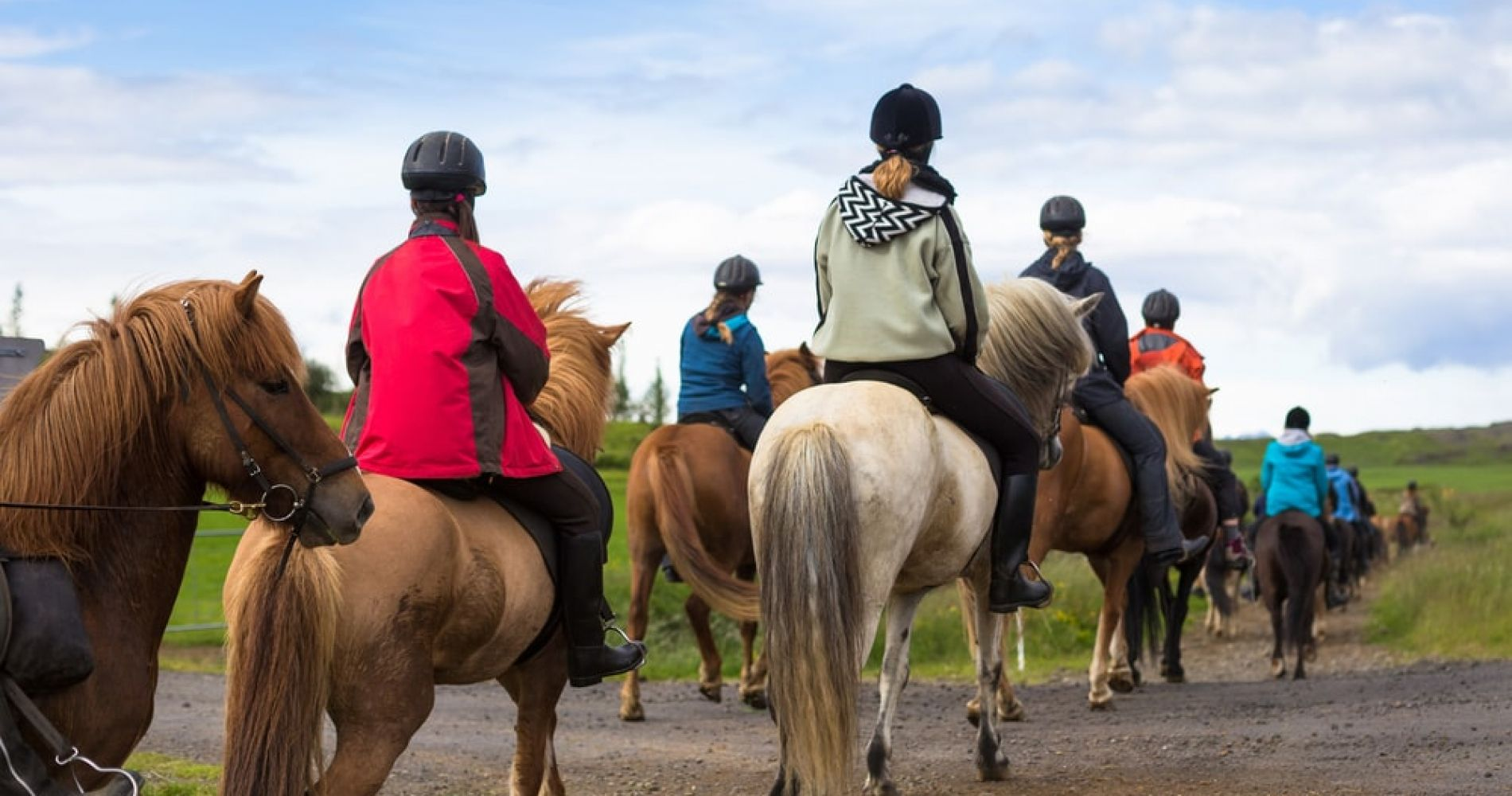 Iceland Tour with Horseback Riding