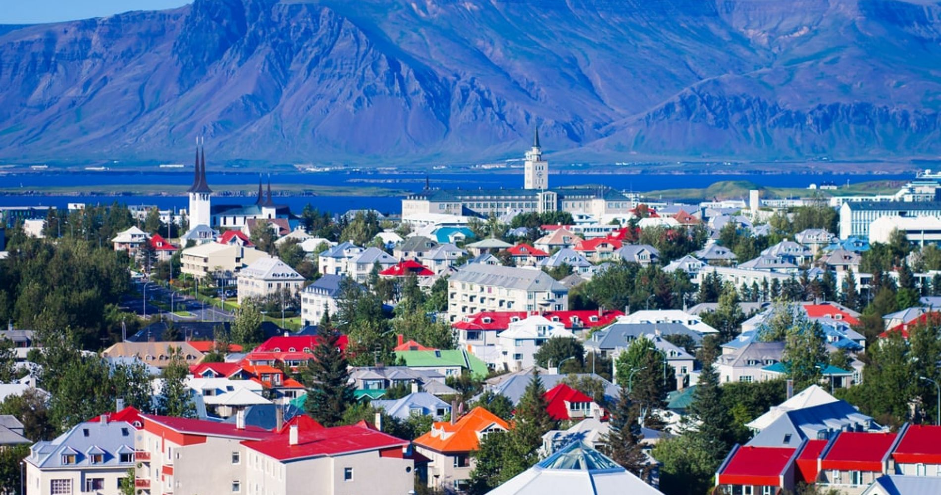 City Sightseeing Reykjavik Hop-On Hop-Off Bus Tour for Two