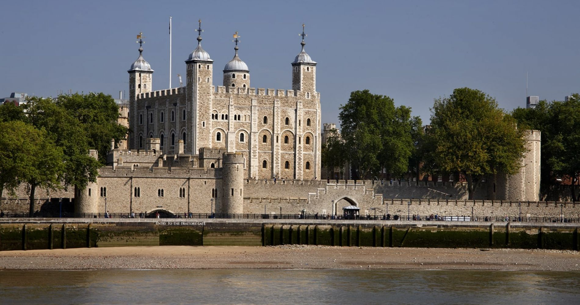 The Tower of London and Afternoon Tea for Two