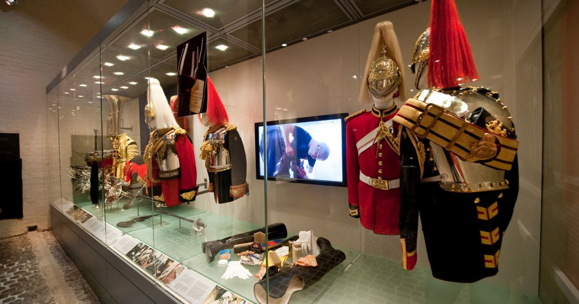 Household Cavalry Museum and Afternoon Tea at the Terrace Restaurant for Two