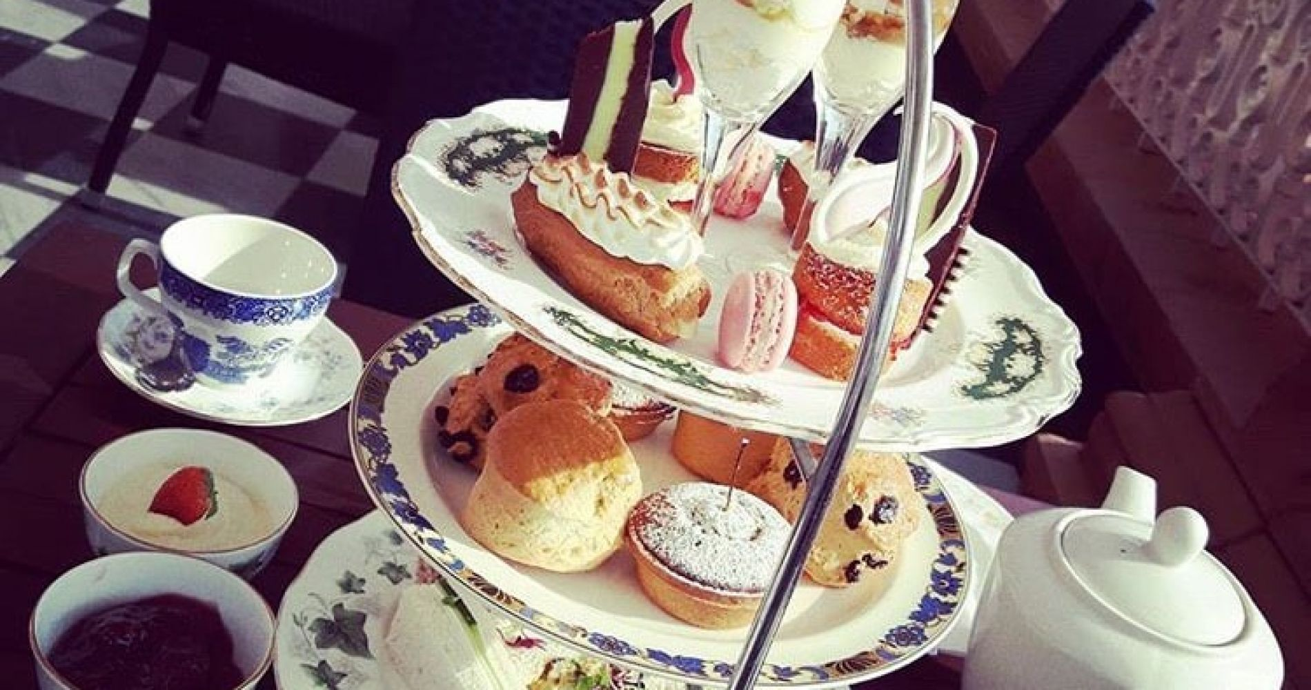 Afternoon tea at the Hilton Brighton Metropole for Two