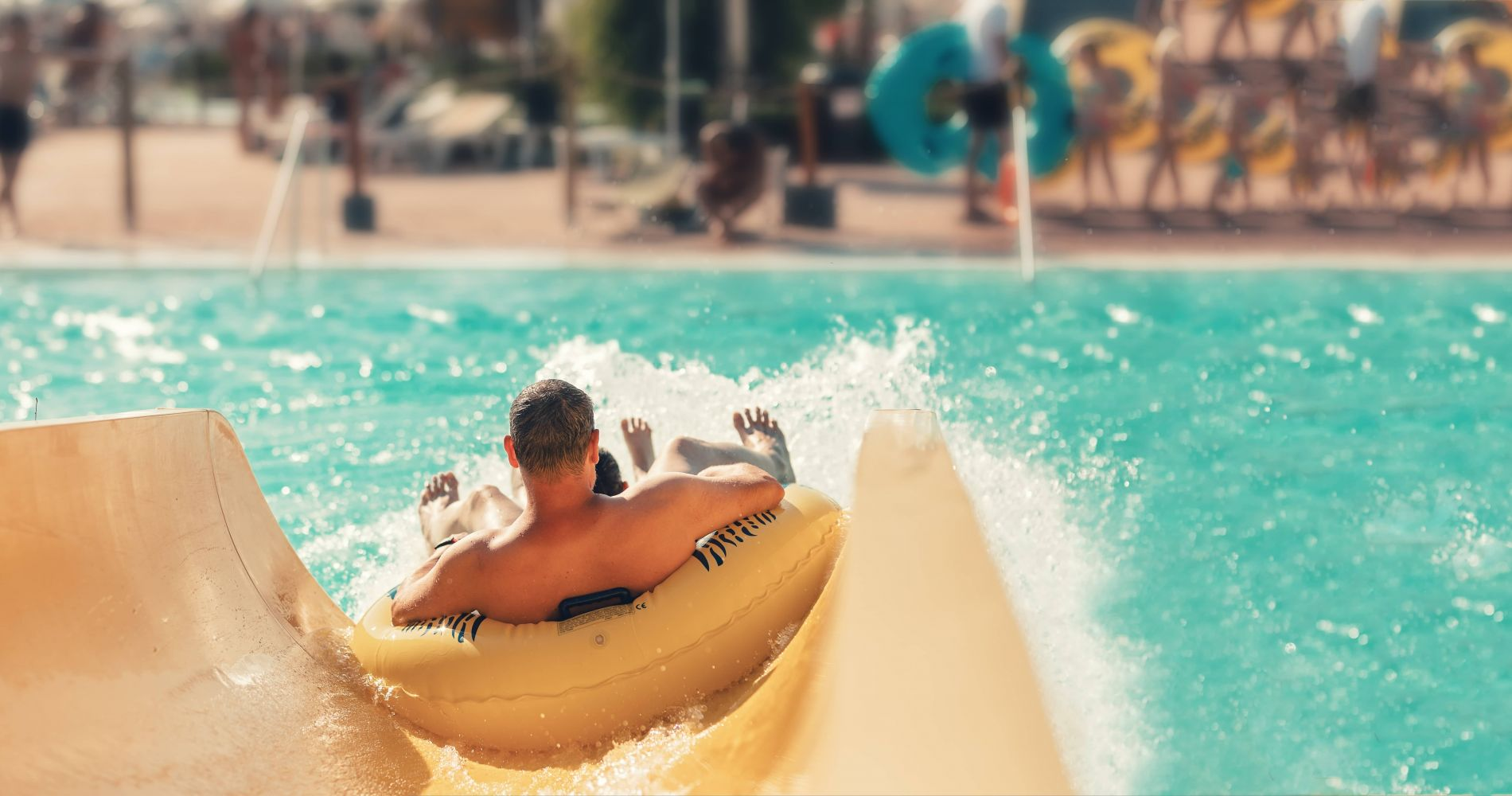Splashtown San Antonio and other attractions for Two