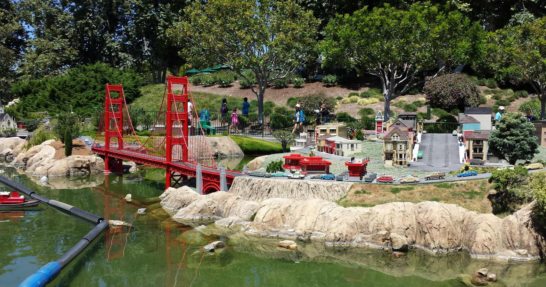 LEGOLAND California and other attractions