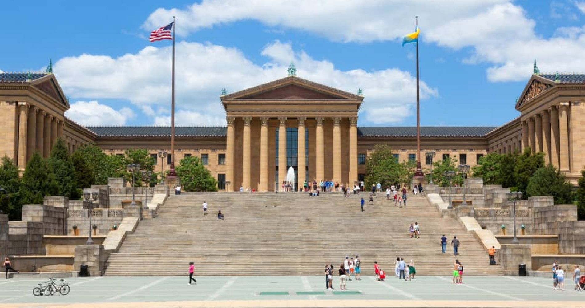 Philadelphia Museum of Art and other attractions for Two