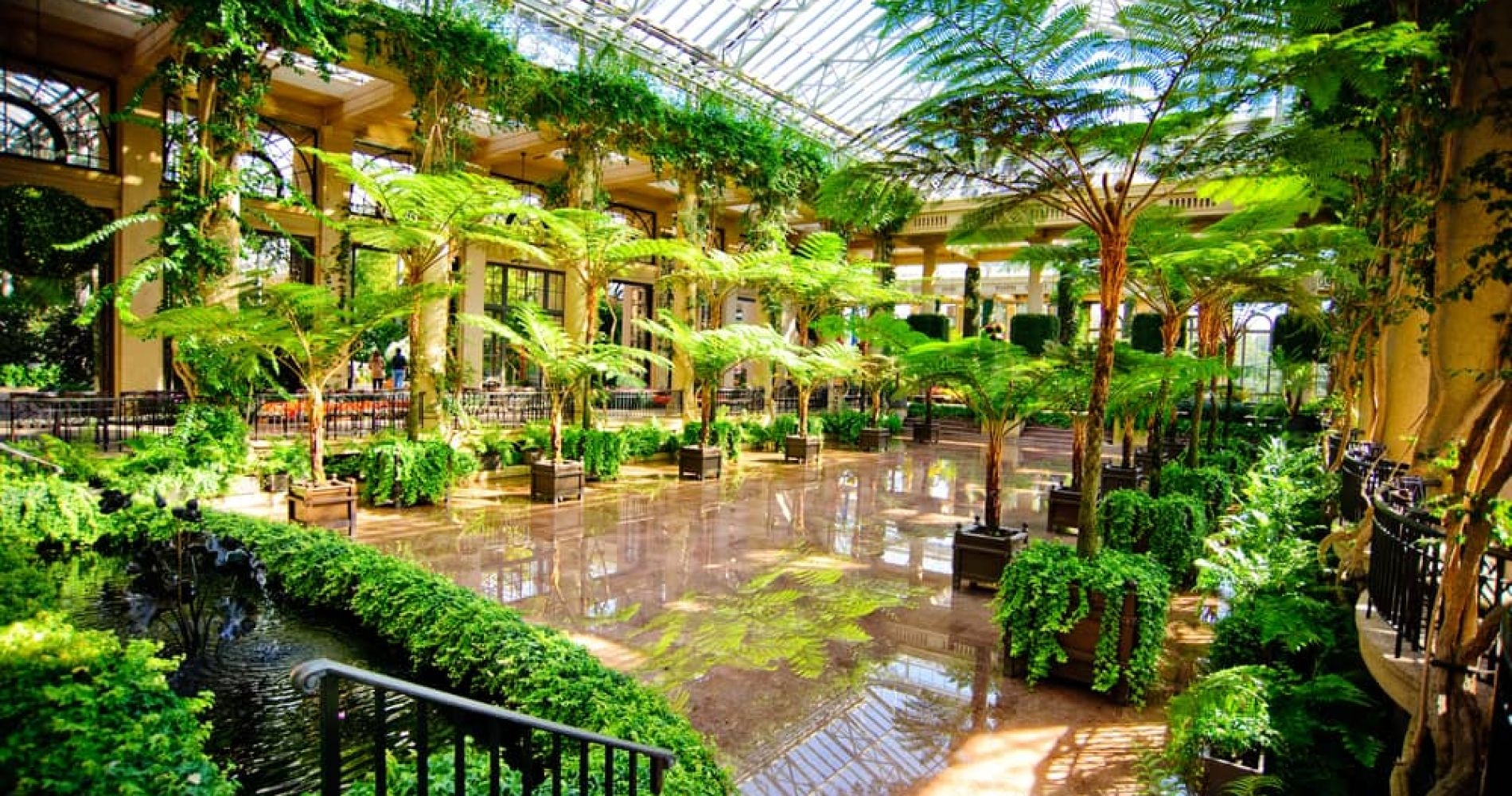 Longwood Gardens and other attractions in Philadelphia for Two