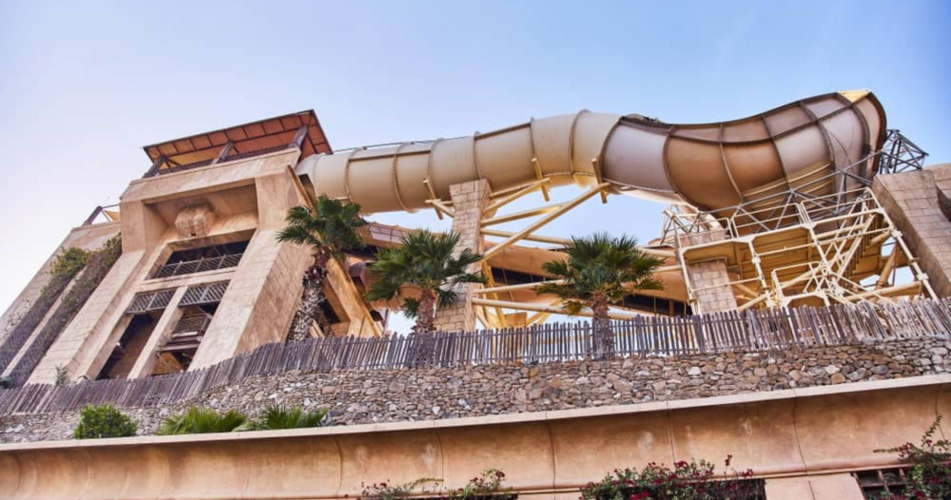 Aquaventure Waterpark at Atlantis The Palm and other Dubai attractions