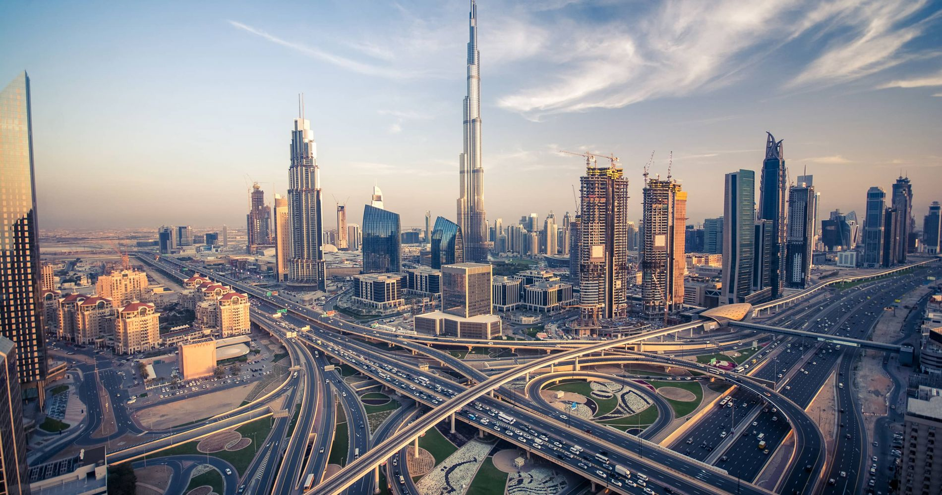 Main attractions with Hop-On Hop-Off Big Bus Dubai Tour
