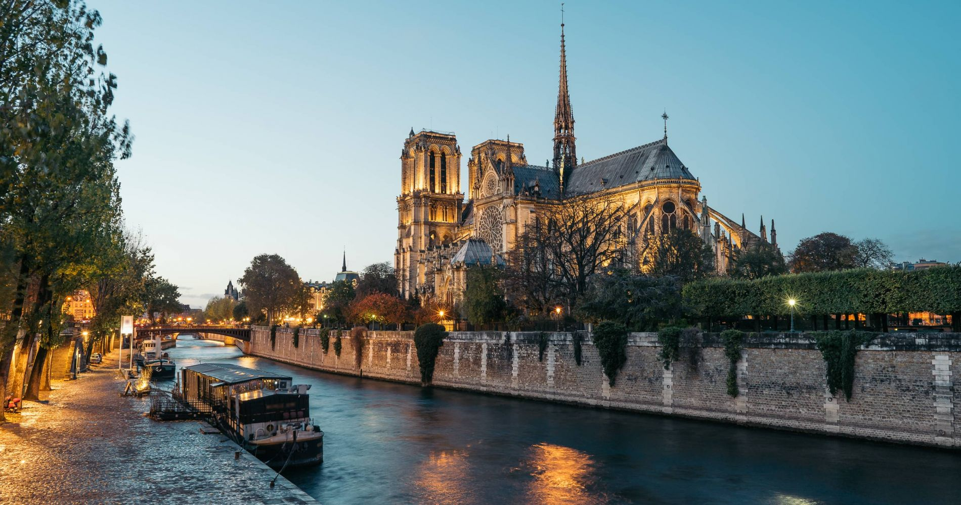 Bateaux Parisiens - Seine River Cruise and other attractions in Paris for Two