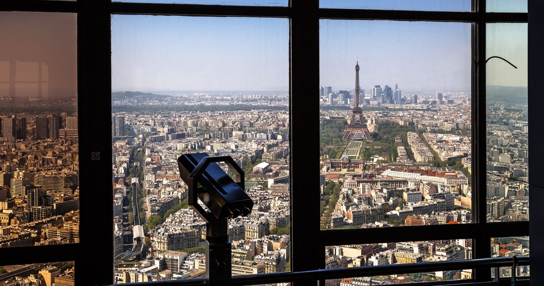 Tour Montparnasse and other attractions in Paris for Two